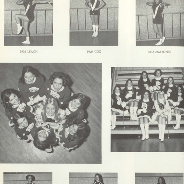 1972-73 Majorettes Pg 2