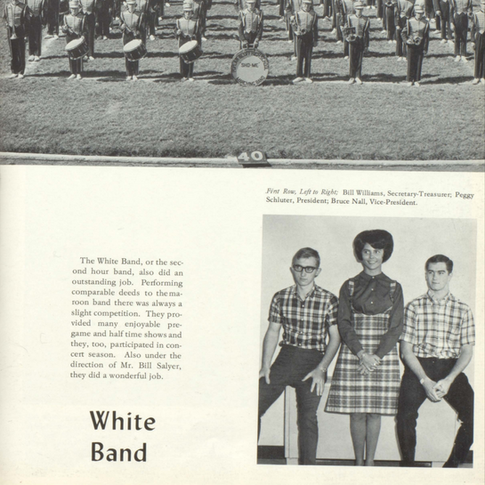 1965-66 White Band