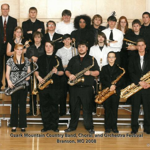 2007-08 Studio Jazz Band