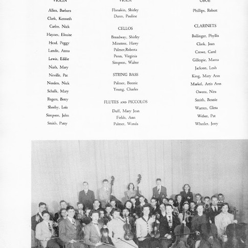 1949 Orchestra Pg 1
