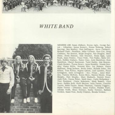 1974-75 White Band