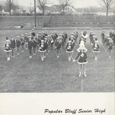 1960-61 Marching Band