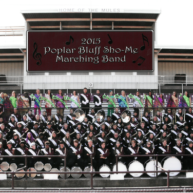 2015-16 Marching Band