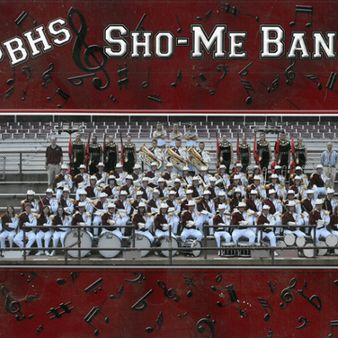 2009-10 Marching Band