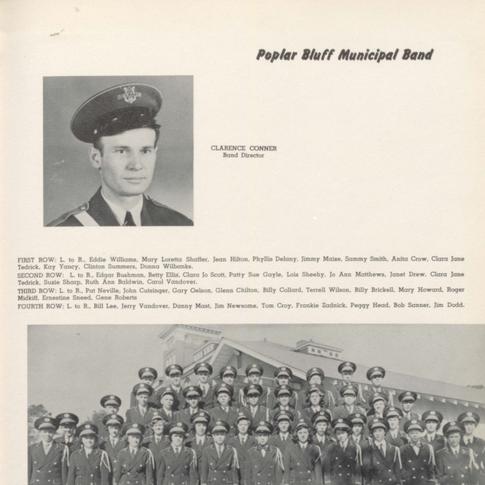 1952 Municipal Band