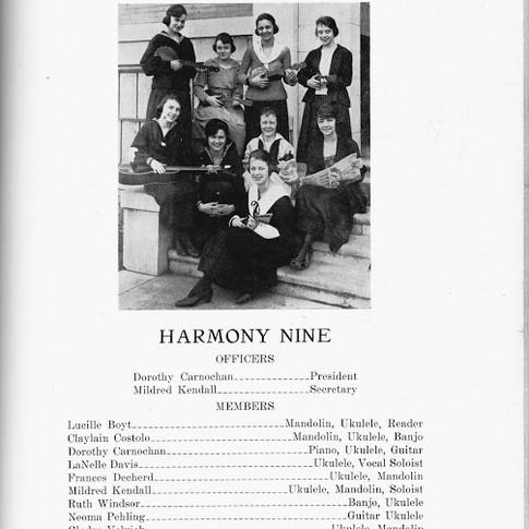 1920 Harmony Nine