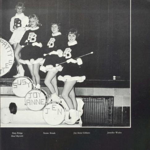 1962-63 Majorettes Pg 2