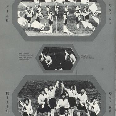 1980-81 Color Guard