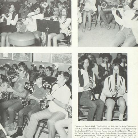 1970-71 White Band