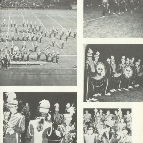 1970-71 Marching Band Pg 2