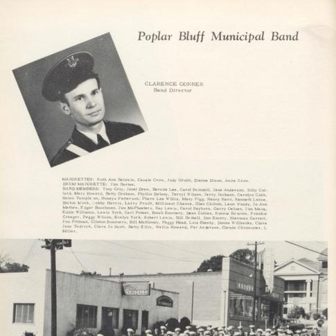 1953 Municipal Band