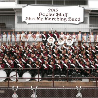 2013-14 Marching Band