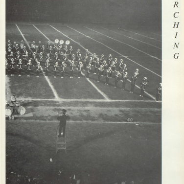 1974-75 Marching Band Pg 2