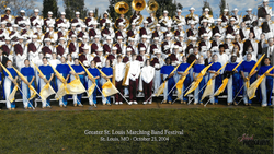 2004 Marching Band Greater St Louis-1