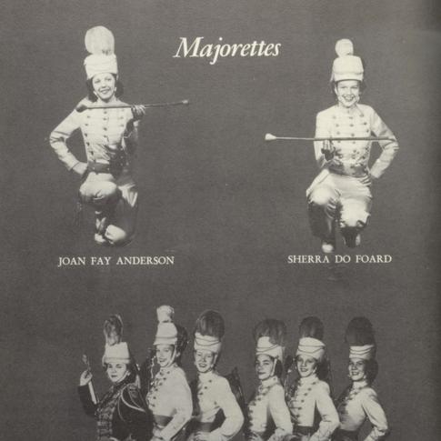 1951 Majorettes
