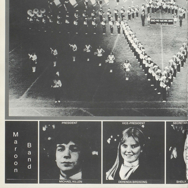 1980-81 Marching Band