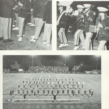 1970-71 Freshman Band