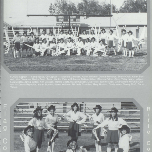 1979-80 Color Guard