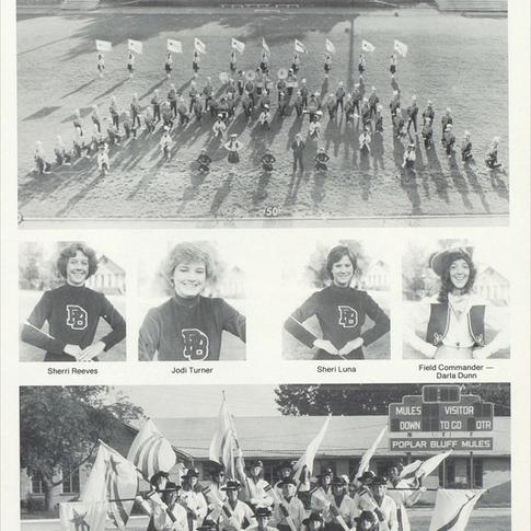 1982-83 Freshmen Band