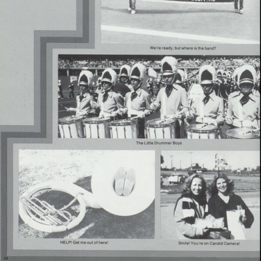 1979-80 Marching Band