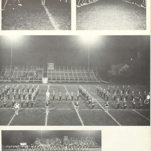 1968-69 Marching Band Pg 2
