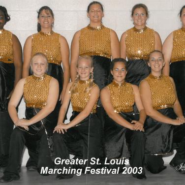 2003-04 Colorguard