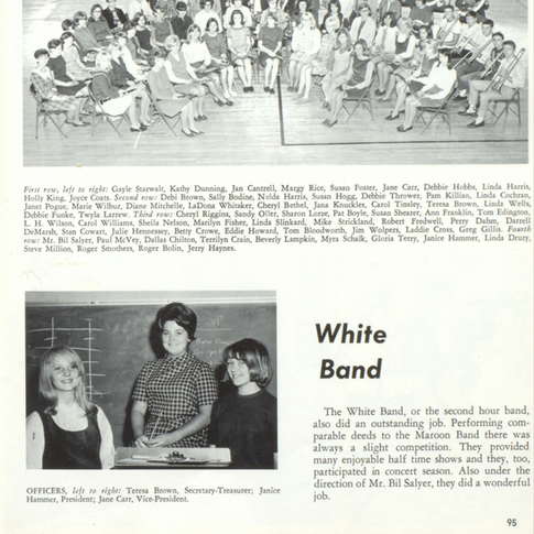 1967-68 White Band