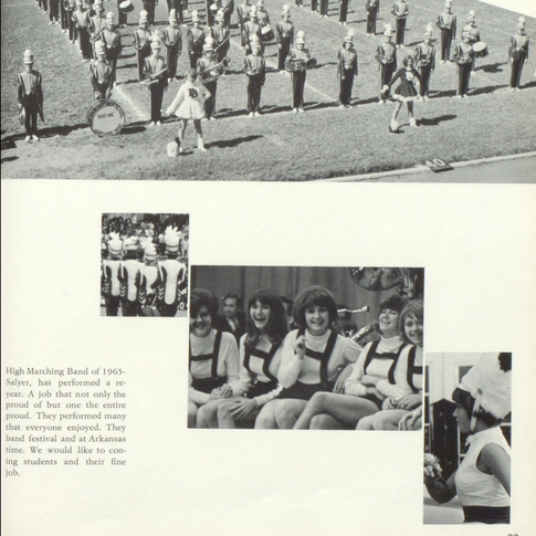 1965-66 Marching Band Pg 2