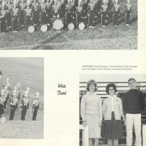 1964-65 White Band