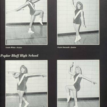 1966-67 Majorettes Pg 2