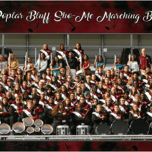 2018-19 Marching Band