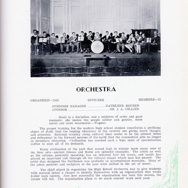 1930 Orchestra
