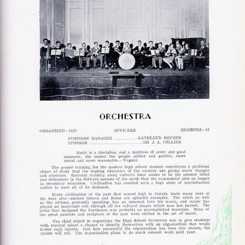 1930 Orchestra