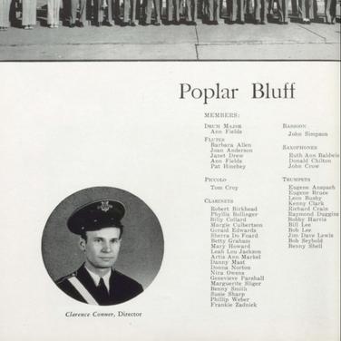 1950 Municipal Band