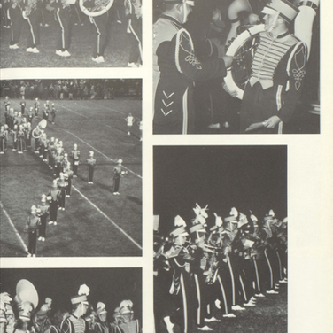 1969-70 Marching Band Pg 3