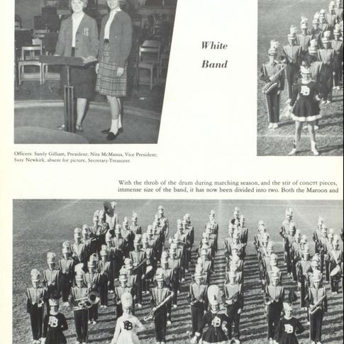 1963-64 White Band