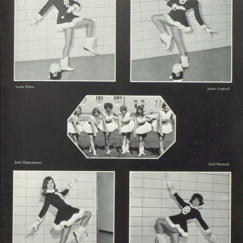 1965-66 Majorettes Pg 2