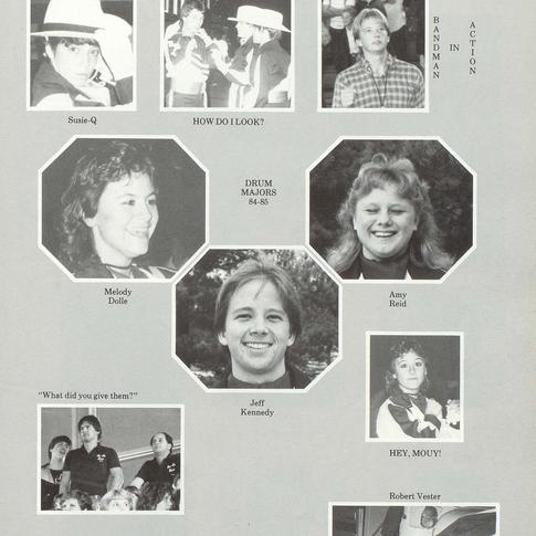 1984-85 Snapshots