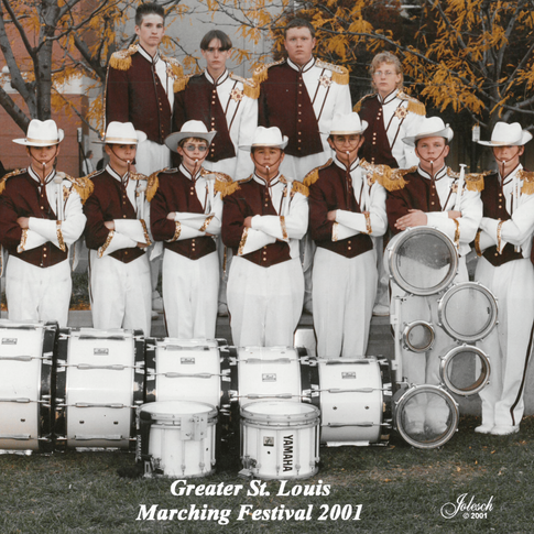 2001-02 Drumline