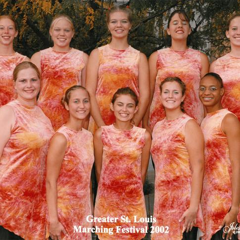 2002-03 Colorguard