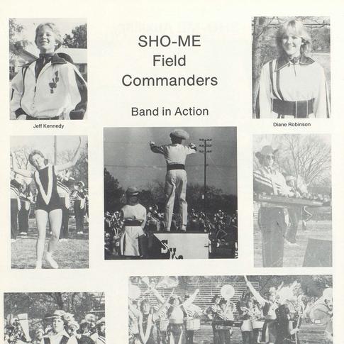 1982-83 Field Commanders