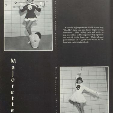 1965-66 Majorettes