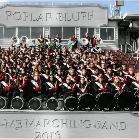 2016-17 Marching Band