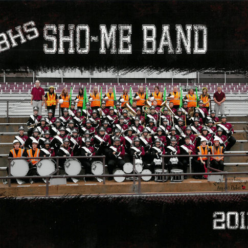 2011-12 Marching Band