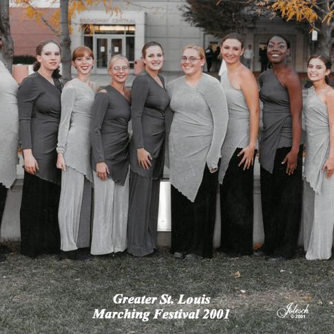 2001-02 Colorguard