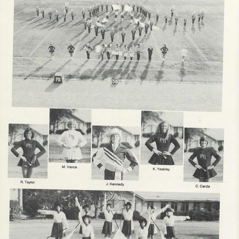 1981-82 Freshman Band