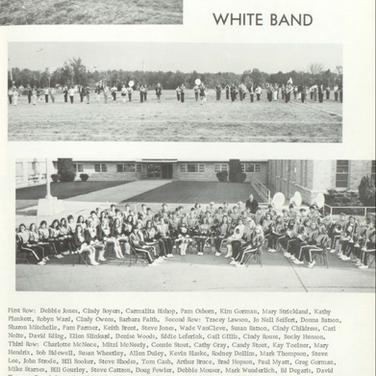 1971-72 White Band