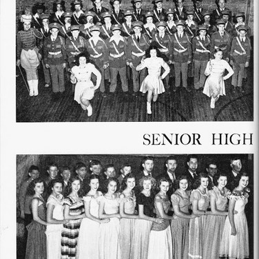 1948 Band and Orchestra Pg 1