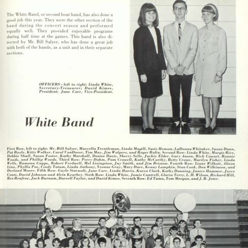 1966-67 White Band