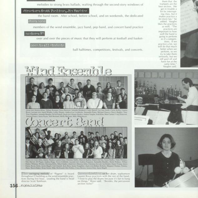 1998-99 Concert Bands
